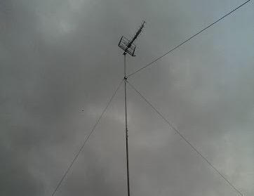 antena mastil